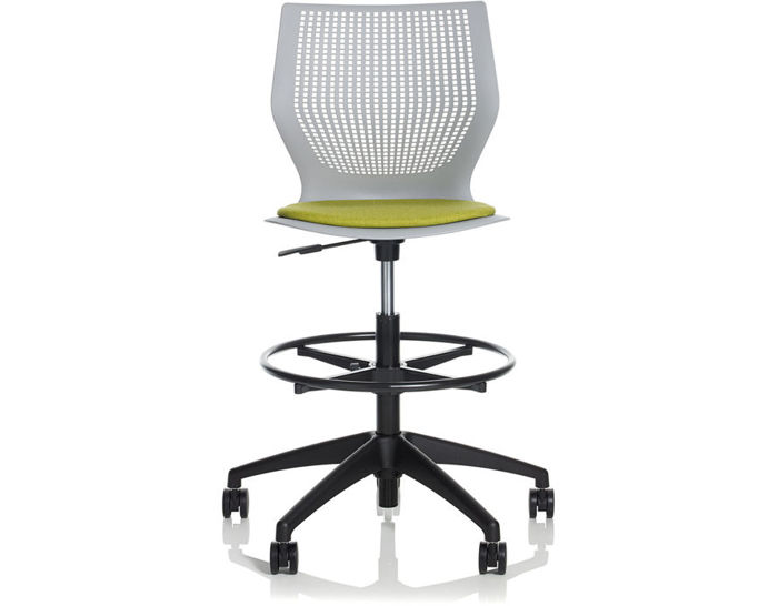 multigeneration high task chair with 5-star base