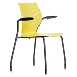 multigeneration stacking chair  - Knoll