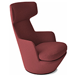 my turn lounge chair - Niels Bendtsen - bensen