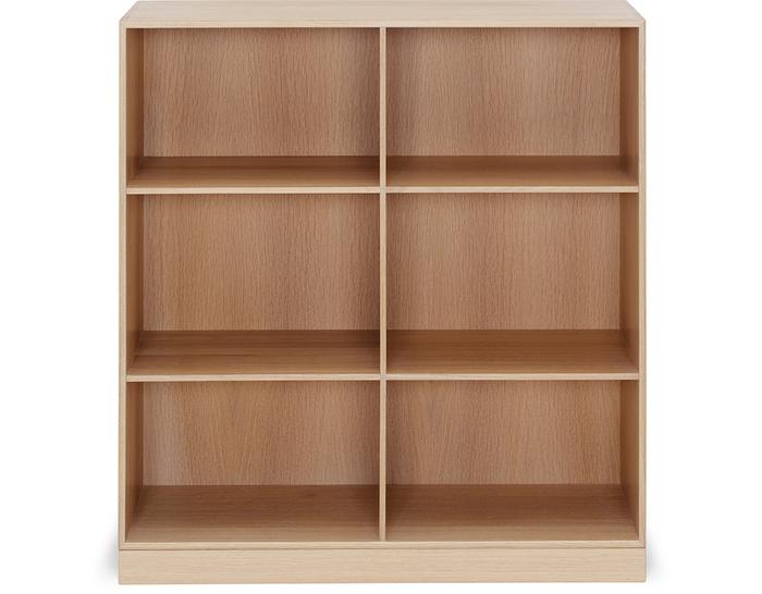 mogens koch mk40880 narrow bookcase