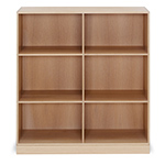 narrow bookcase - Mogens Koch - Carl Hansen & Son