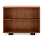 nelson basic cabinet open bookcase
