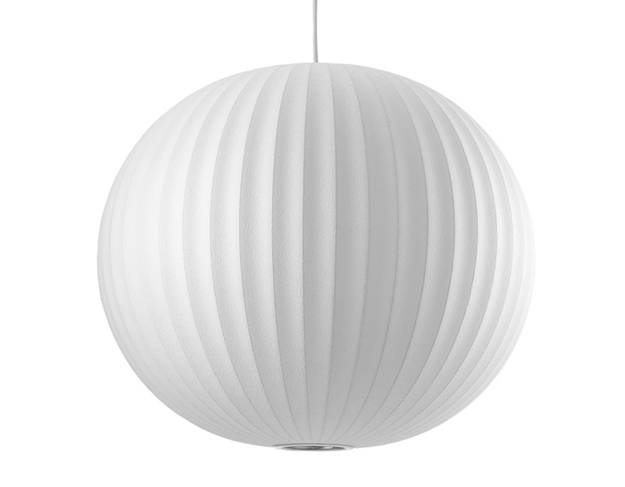 nelson bubble lamp - ball