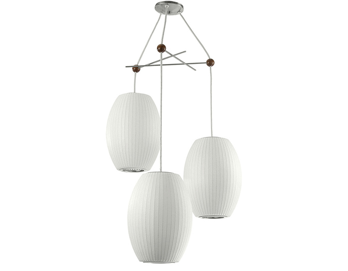 nelson™ bubble lamp cluster