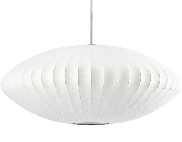 nelson™ bubble lamp saucer