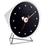 george nelson cone desk clock  -