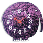 george nelson zoo timers elihu the elephant clock  -