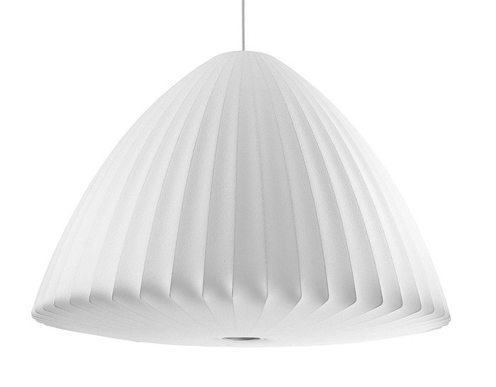 Nelson Extra Large Bell Bubble Lamp Hivemodern Com