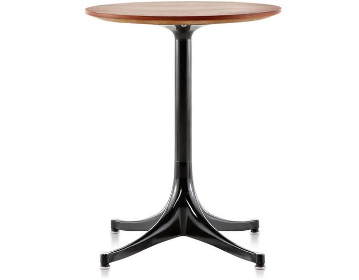 Nelson Pedestal Side Table Hivemoderncom