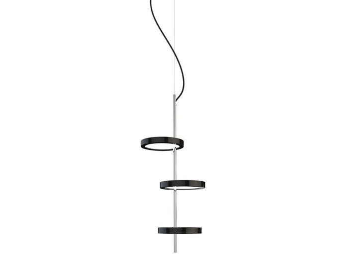 nenufar 3 pendant light