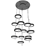 nenufar pre set 5a led chandelier  -