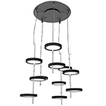 nenufar pre set 5b led chandelier  -