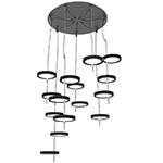 nenufar pre set 7b led chandelier  -
