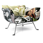 nest chair - Marcel Wanders - moooi