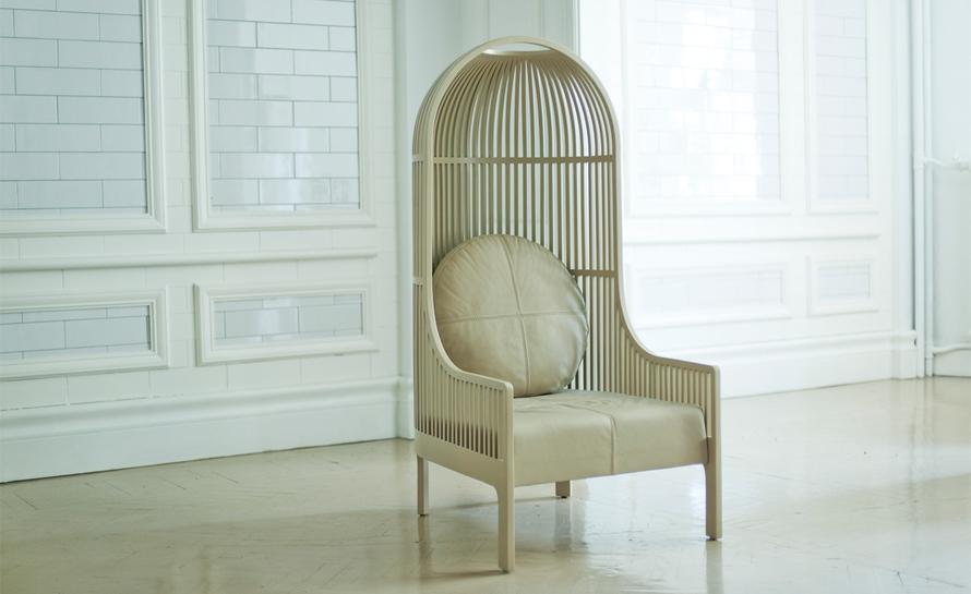Nest Lounge Chair 244 Hivemodern Com
