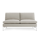 new standard armless sofa  - blu dot