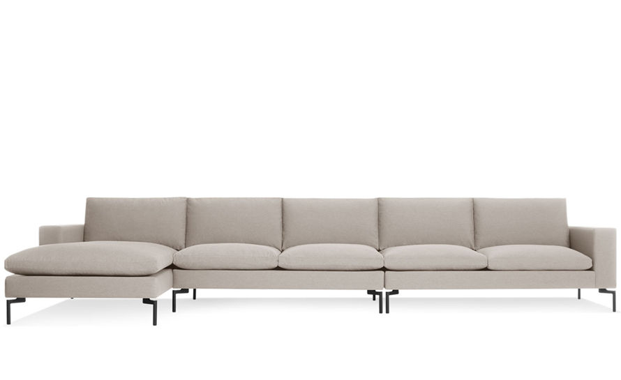 new standard medium sectional sofa