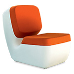 magis nimrod low chair  -