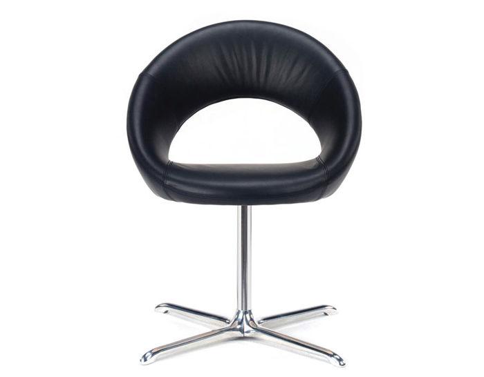nina cross base chair