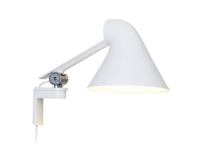 njp short wall lamp