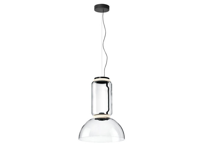noctambule s1 suspension lamp with bowl