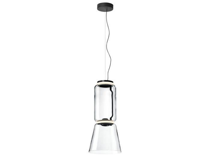 noctambule s1 suspension lamp with cone