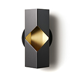 notch led wall sconce  - Rich Brilliant Willing