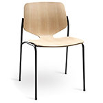 nova stacking chair  - mater