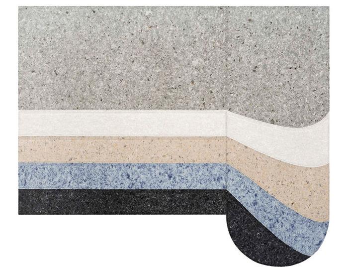 nuances round rug