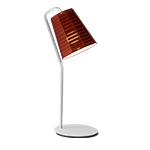 null vector table lamp  - Artemide
