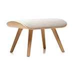nut footstool  -