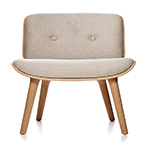 nut lounge chair - Marcel Wanders - moooi