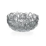 nuvem, round wire basket  -