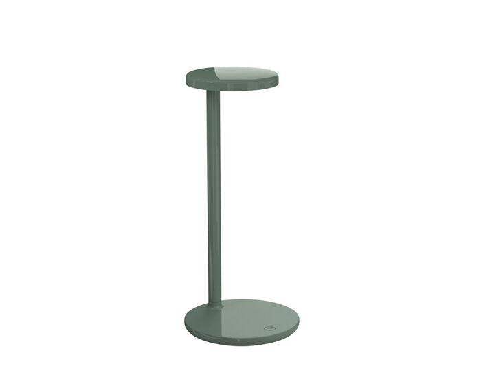 oblique led table lamp