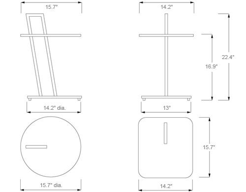 occasional table. Black Bedroom Furniture Sets. Home Design Ideas