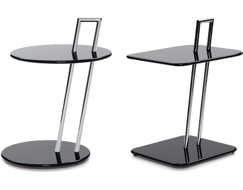 Occasional Table Hivemoderncom - Eileen gray end table