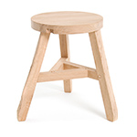 offcut low stool  -