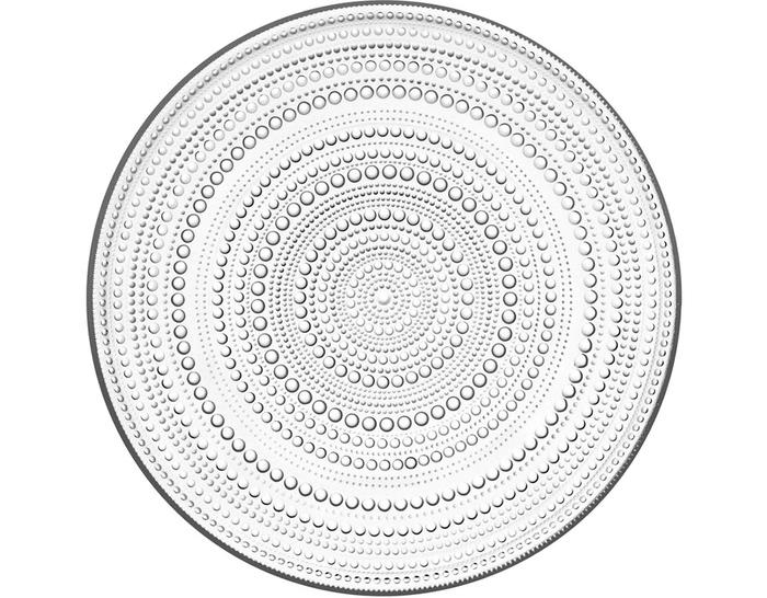 oiva toikka kastehelmi large plate