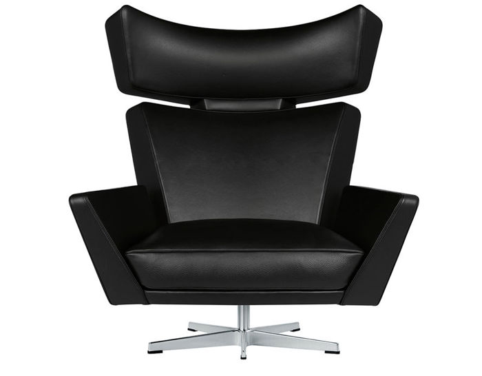 arne jacobsen oksen lounge chair