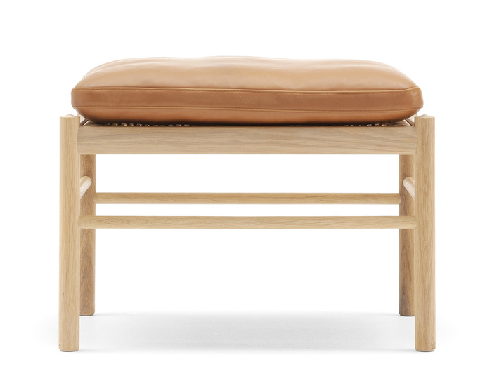 ole wanscher 149-f colonial footstool