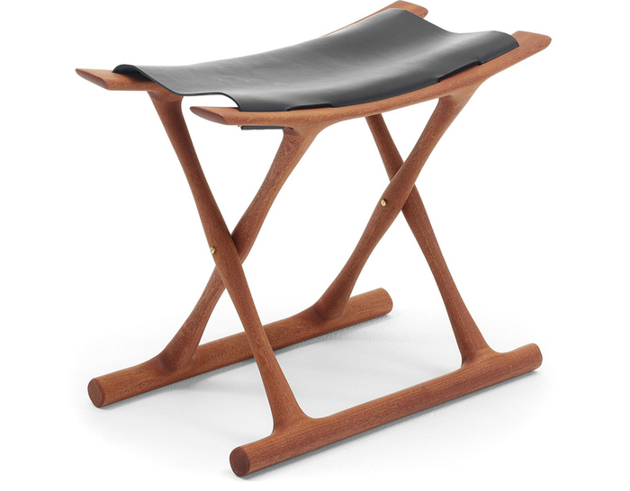 ole wanscher 2000 egyptian stool