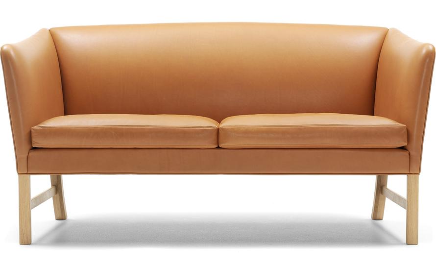 ole wanscher 602 2-seat sofa