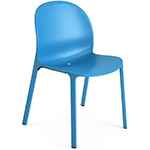 olivares aluminum stacking chair