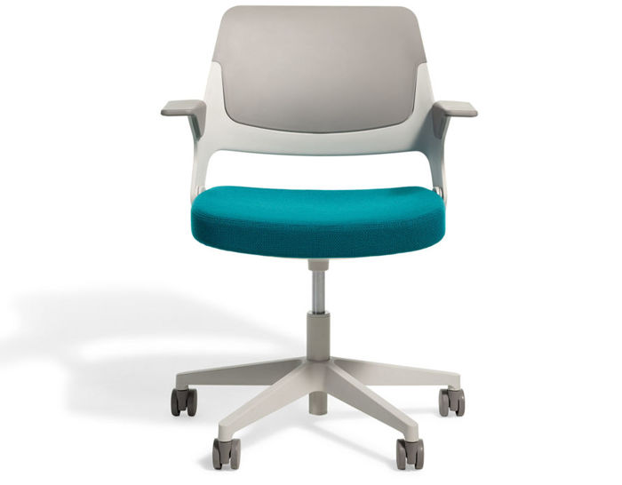 ollo light task chair with arms