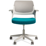 ollo light task chair with arms  - Knoll