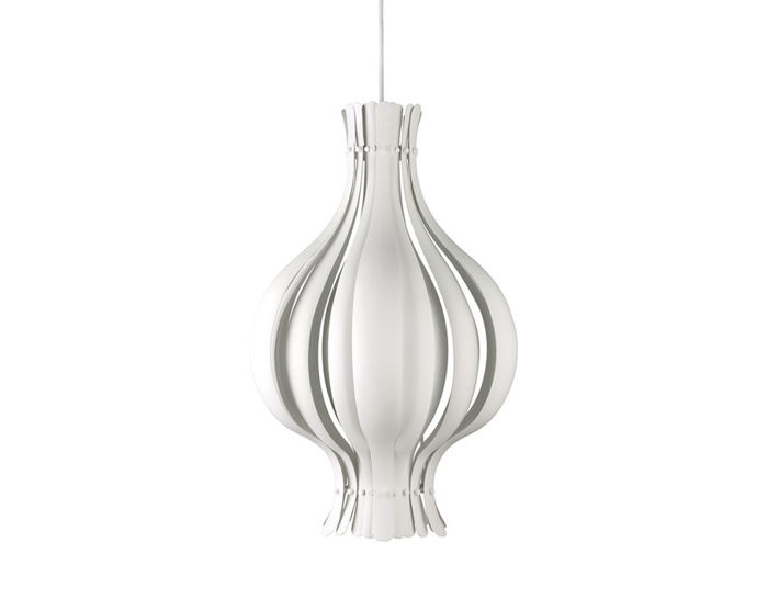 panton onion shaped pendant lamp