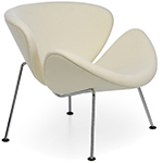 pierre paulin orange slice lounge chair - Pierre Paulin - artifort