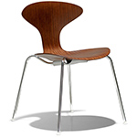 orbit wood chair - Ross Lovegrove - Bernhardt Design