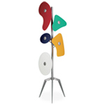orbital floor lamp - F. Laviani - foscarini