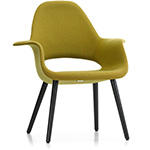 eames & saarinen organic chair  -